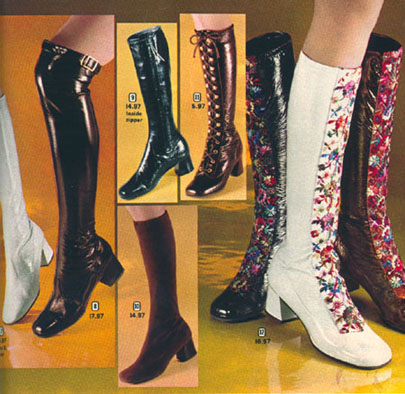 Go Go Boots for Women